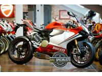 Ducati 1199 Panigale Stunning Example With Termignoni Exhaustused