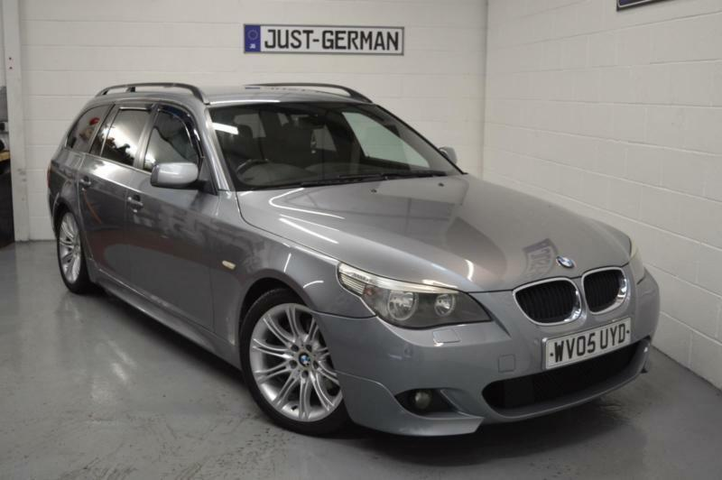 2005 05 bmw e61 5 series 530d 3 0 m sport touring diesel auto estate e60 in wigan. Black Bedroom Furniture Sets. Home Design Ideas