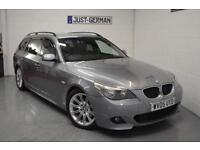 "2005 ""05"" BMW E61 5 SERIES 530d 3.0 M SPORT TOURING Diesel AUTO Estate e60"