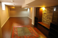 Furnished basement apartment-Walk to UoGuelph & downtown