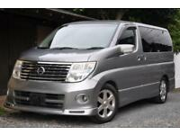 2005 (05) NISSAN ELGRAND HIGHWAY STAR DISABLE ASSIST SEAT