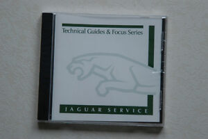 Jaguar Tech Guides & Focus Series (New)