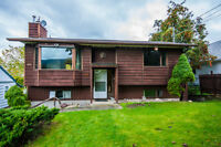 Salmon Arm - Home in a Central Location with Suite
