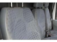 2008 08 FORD TRANSIT 2.4 350 LWB HR 1D 100 BHP DIESEL 3 SEAT DIESEL VAN,