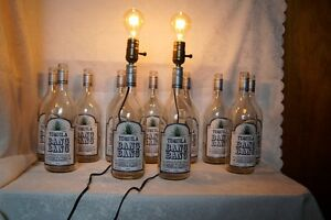 lampes bouteilles STEAMPUNK