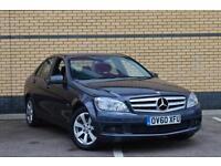 Mercedes-Benz C220 2.1CDI ( s/s ) Blue F 2145cc 2011MY CDI Executive SE