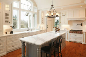 kitchen/bath granite/quartz countertop for sale Free estimate