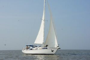 SHARES in 35 foot PEARSON SAILBOAT