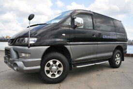 MITSUBISHI DELICA CHAMONIX AUTO 8 SEATER NOW IS STOCK