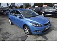 Ford Focus 1.6 ( 100ps ) 2010.25MY Zetec AUTOMATIC 5 DOORS ONE OWNER