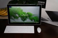 """Sony Vaio Tap 20"""" Touchscreen Intel i5 All-In-One Pc"""