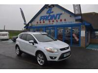 2010 FORD KUGA TITANIUM TDCI AWD 2.0 DIESEL 163 BHP 6 SPEED MANUAL 5 DOOR 4X4 4X