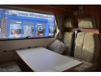 2008 ELDDIS COMPASS AVANTGARDE 130 PEUGEOT BOXER 2.2 DIESEL MANUAL 5 BERTH 4 TRA