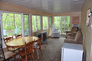 2009 Timberlodge 39ft with added room at McGowan Lake Camp