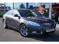 2012 VAUXHALL INSIGNIA 2.0 CDTi SRi [160] Auto ALLOYS, AC and CRUISE