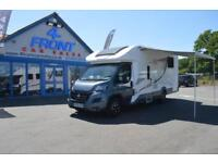 2016 ROLLER TEAM T-LINE 740 S-A MOTORHOME 2.3 DIESEL FIAT DUCATO AUTOMATIC GEARB