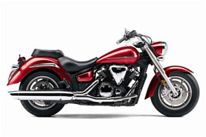 Looking for stock exhaust for a 2008 Yamaha V Star 1300