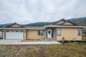 4720 Back Enderby Road, Armstrong - completely renovated!