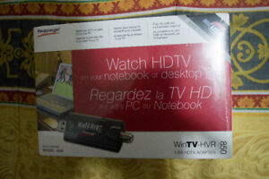 FOR SALE Hauppage WinTV-HVR-850 USB HDTV adapter.