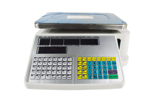 Computing Scale Digital Price Thermal with Printer