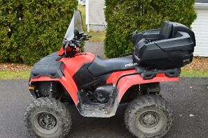 2012 Polaris Sportsman 400 HO