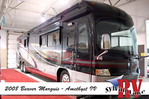 2008 Beaver Marquis – Violet Elegance in a Powerful Coach