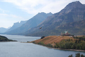 Seasonal Sous Chef position in Waterton, AB.