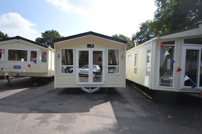 Static Caravan Hastings Sussex 2 Bedrooms 0 Berth BK Sherborne 2010 Coghurst