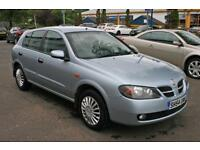 Nissan Almera 1.5 Se Low Mileage Long Mot Showroom Condition