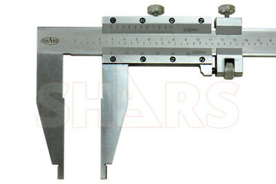 Shars 60 1500mm Best Inch Metric Heavy Duty Vernier Caliper New R