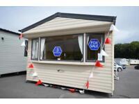 Static Caravan Paignton Devon 3 Bedrooms 8 Berth Willerby Rio 2010 Waterside