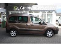 2014 PEUGEOT PARTNER HDI TEPEE OUTDOOR 1 OWNER MPV DIESEL