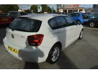 BMW 116 1.6 petrol 2012MY i SE turbo ONE OWNER FROM NEW ULEZ COMPLIANCE