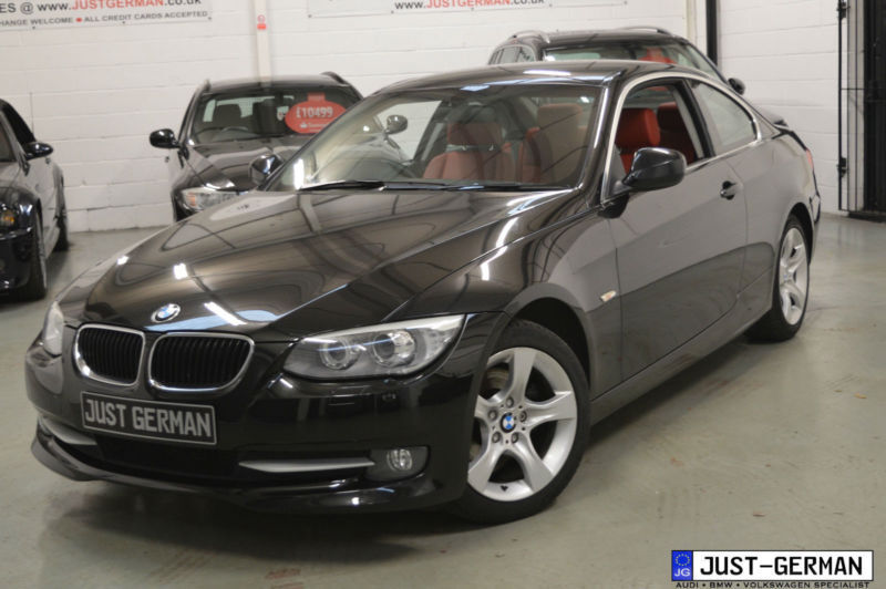 2011 60 bmw e92 3 series 320d se 2 0 coupe facelift turbo diesel finance in wigan. Black Bedroom Furniture Sets. Home Design Ideas