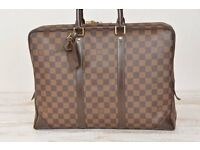 louis vuitton briefcase/laptop bag