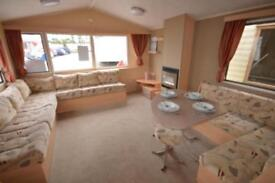 Static Caravan Felixstowe Suffolk 2 Bedrooms 6 Berth Willerby Salsa 2010