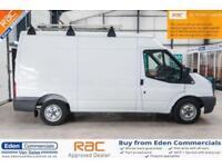 2013 62 FORD TRANSIT 2.2 280 99 BHP DIESEL PANEL VAN WHITE