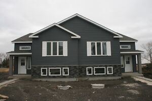 Duplex for rent - avail. July or Aug - rent $975/month+utilities