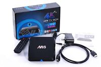 Android TV M8 box + wireless keyboard $150 brand new