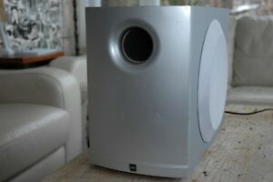 Sub amplifie  5 speakers JVC