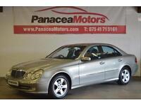 Mercedes-Benz E270 2.7TD auto 2004MY CDI Avantgarde