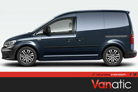 2017 VW Caddy Highline 102PS New Model