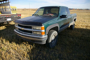 1997 Chevrolet Other Pickup Truck