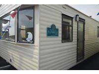 Static Caravan Dymchurch Kent 3 Bedrooms 8 Berth ABI Sunrise 2007 New Beach