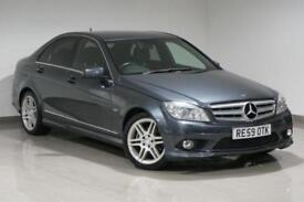 Mercedes-Benz C250 2.1CDI Blue F 2010MY CDI Sport- WARRANTY - PX- FINANCE -