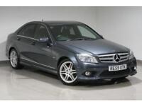 Mercedes-Benz C250 2.1CDI Blue F 2010MY CDI Sport- WARRANTY - PX- FINANCE -