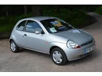 2008 FORD KA 1.3i Style [70] 3dr VERY LOW MILEAGE