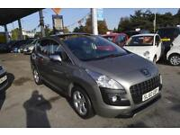 Peugeot 3008 Crossover 1.6HDi ( 110bhp ) FAP Exclusive PANAROMIC ROOF