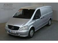 2.1 116 CDI BLUEEFFICIENCY 5D AUTO 163 BHP LWB VAN REAR LIFT 2013