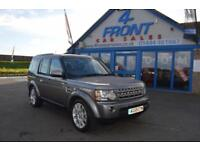 2010 LAND ROVER DISCOVERY 4 TDV6 HSE 3.0 DIESEL AUTOMATIC 7 SEATER 5 DOOR 4X4 4X